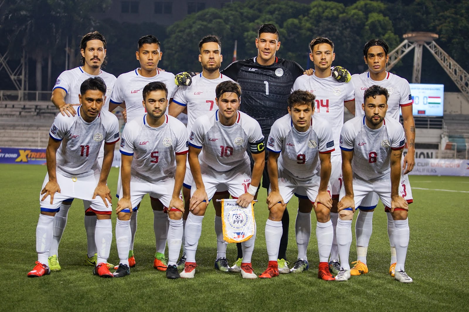 Asian Cup: Azkals placed in tough bracket