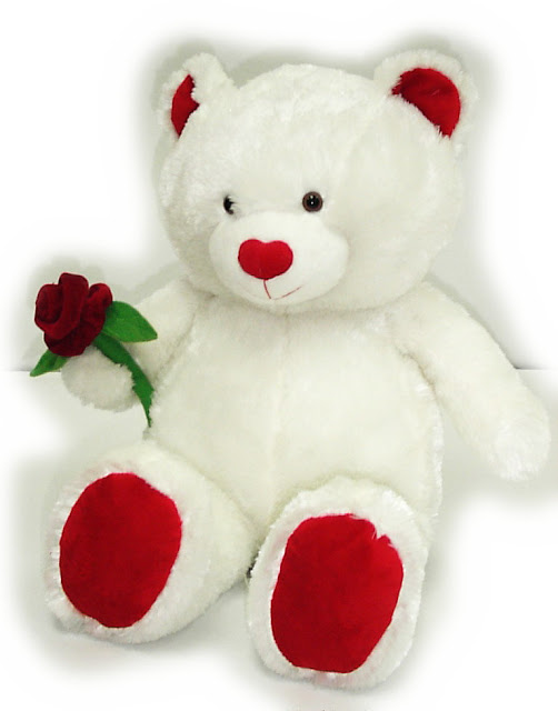valentines day love teddy bear wallpaper