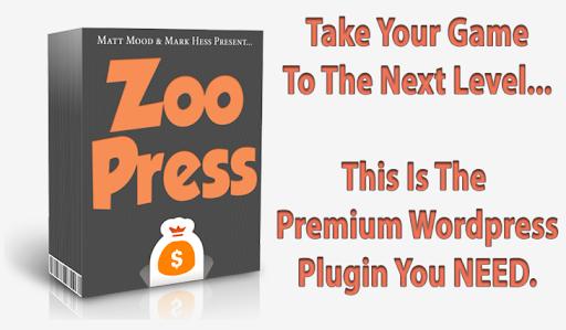 ZooPress JVZoo Membership