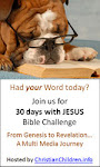 30 DAYS WITH JESUS Online Lessons