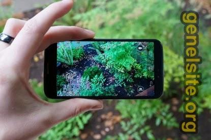 Google Raw destekli android kamera api'si için çalışıyor