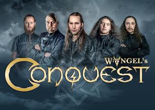 W. Angel's Conquest, Power/Speed Metal from Ukraine