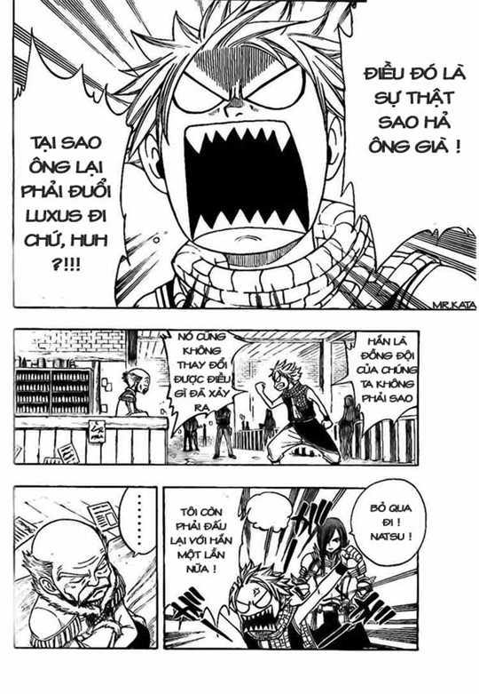 TruyenHay.Com - Ảnh 4 - Fairy Tail Chap 129