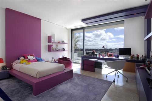 Combinaci n de dos colores en paredes ideas para decorar dise ar y mejorar tu casa - Pintar paredes de dos colores ...