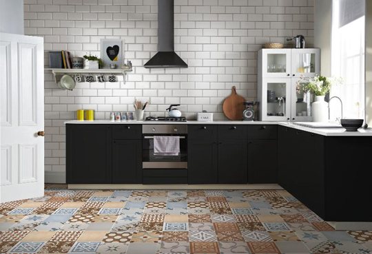 Topps Tiles Kitchen