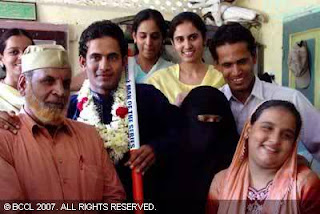 Pix For Gt Yusuf Pathan Family