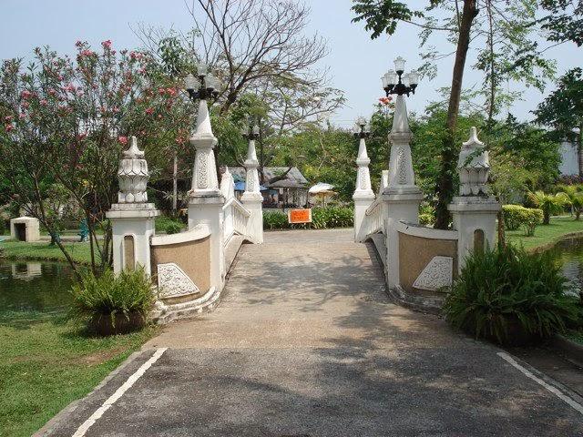 أجمل حدائق شنغماي جنوب تايلاند
