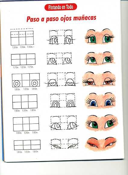Ojos de fofuchas para imprimir - Imagui