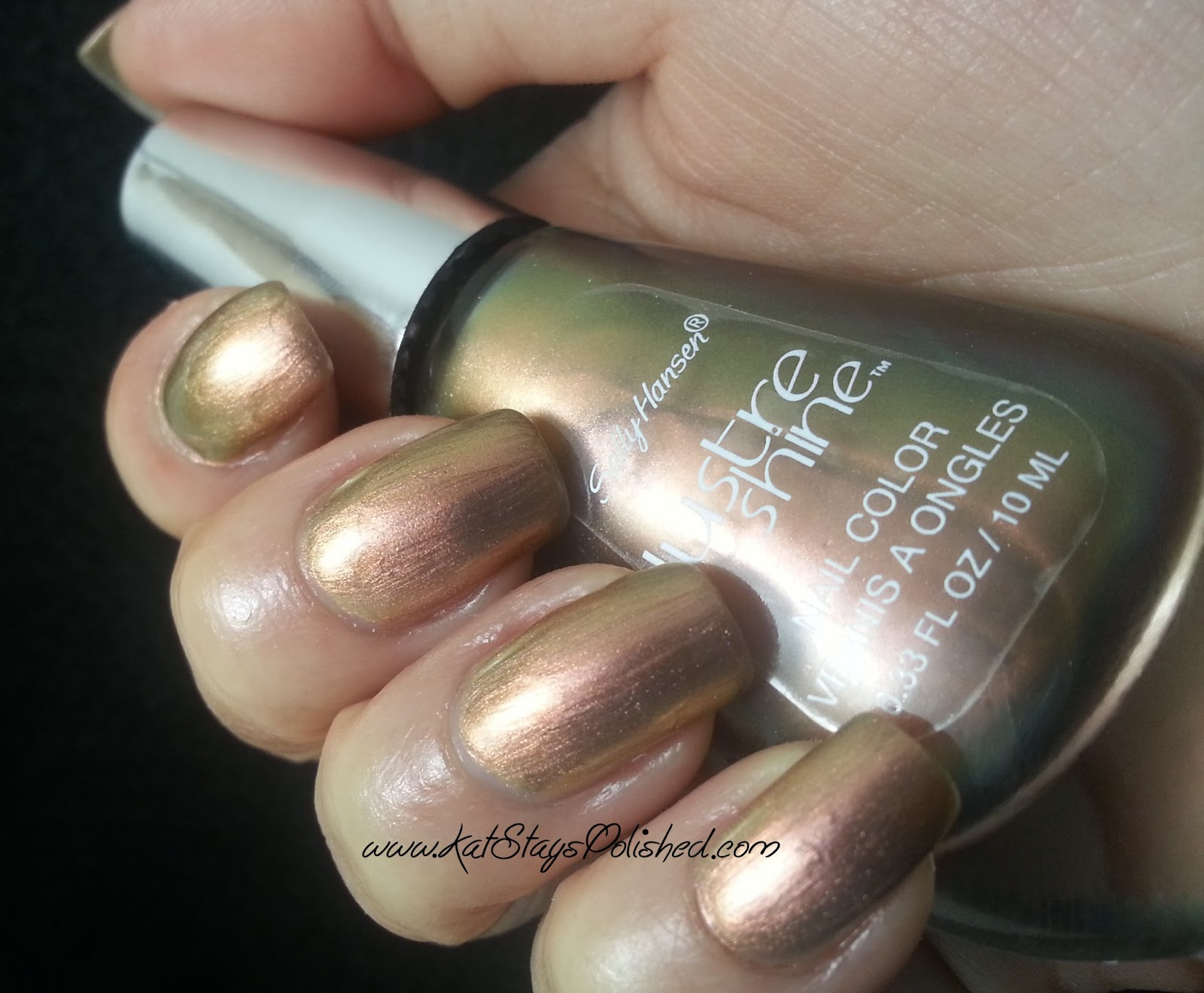 Kat Stays Polished | Beauty Blog with a Dash of Life: Sally Hansen ...