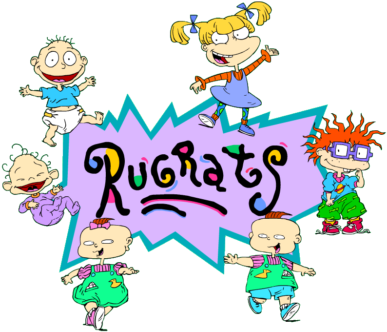 Rugrats Dog Life: Courtney, With Love: The 90s Tag