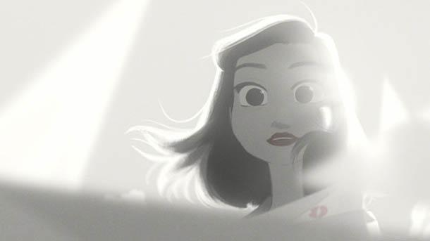 Paperman - curta metragem da Disney nomeada para o Oscar - John Kahrs