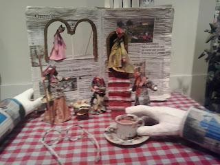 Nacimientos, Navidad, Caixanova, Vigo