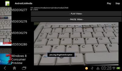 java.lang.IllegalStateException in MediaPlayer