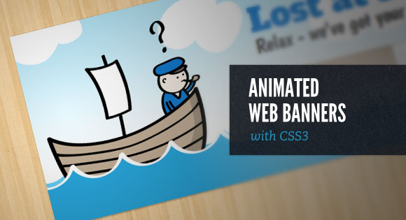 Free Tutorial Make Animated Web Banners With CSS3