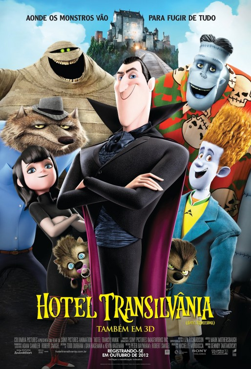 Hotel Transylvania 2012 Movie Watch Online Download