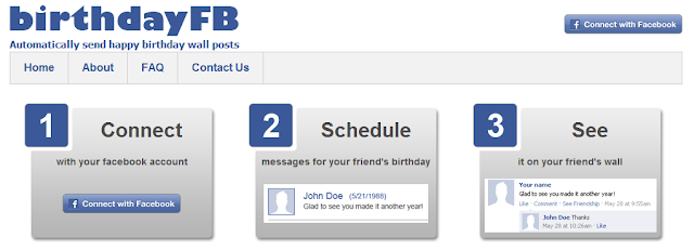 Facebook+Birthday1 Top 10 Facebook Tricks You Don't Know