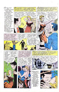 Daring Love v1 #1 - Steve Ditko golden age romance comic book page art