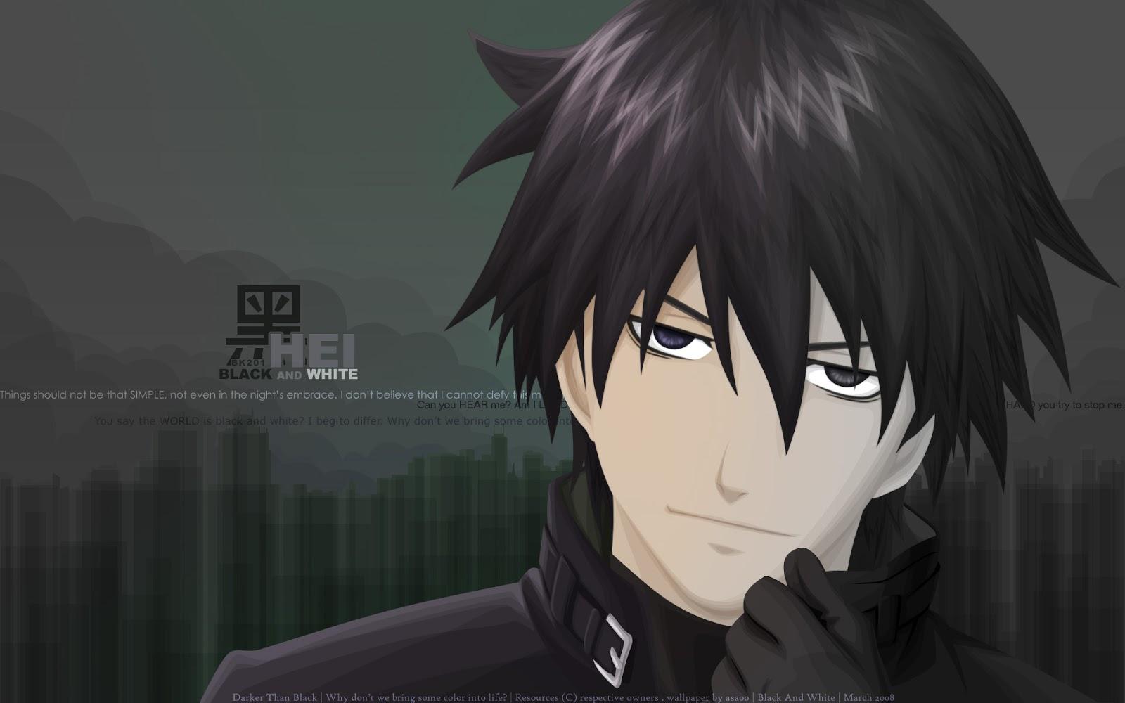 Karakter Anime Keren Versi Saya Sendiri