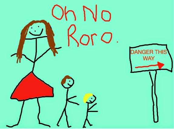 Oh No Roro