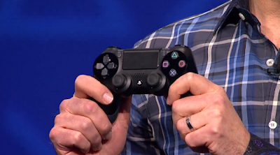 PS4 Controller Finally Revealed