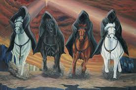 Four horsemen of the Apocalypse