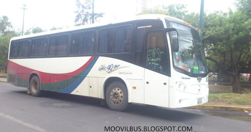 Movilbus mercedez benz marcopolo alliado 770 for Mercedes benz san pedro