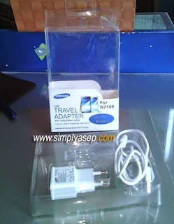Kabel Data yang model ini ternyata juga cocok untuk HP jenis Samsung