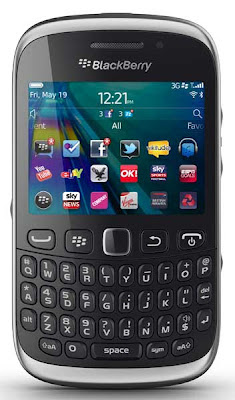 Harga Blackberry Curve 9320 Armstrong