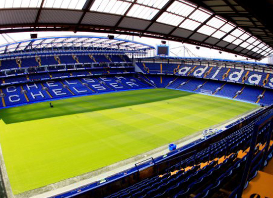 Chelsea FC: Wallpaper : Stamford Bridge Stadium Of Chelsea