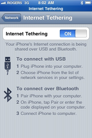 how to get a hotspot on my iphone