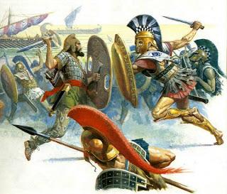 Las Guerras Médicas tuvieron una importancia fundamental en la Época Antigua. Pusieron un freno al afán conquistador del Imperio Persa y permitieron triunfar el ideal de libertad helénico.