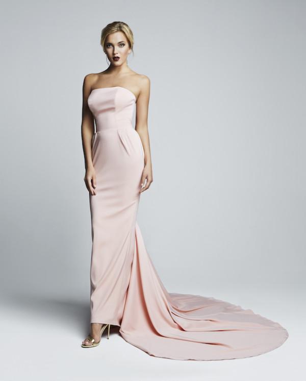 Increíbles vestidos de moda | Colección Hamda Al Fahim