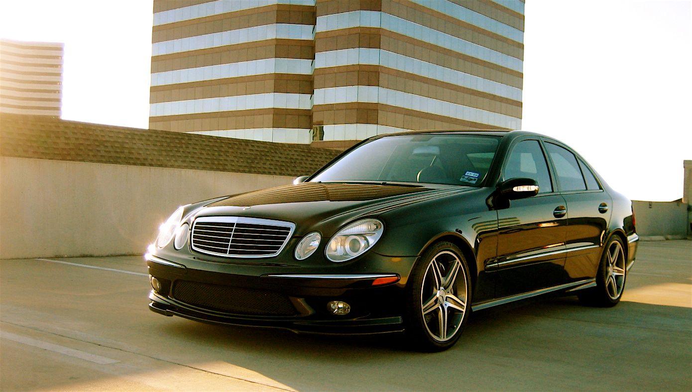 MERCEDES BENZ BLOG Mercedes W211 2002–2006