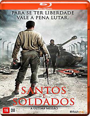 Filme Poster Santos e Soldados: A Última Missão BDRip XviD Dual Audio & RMVB Dublado