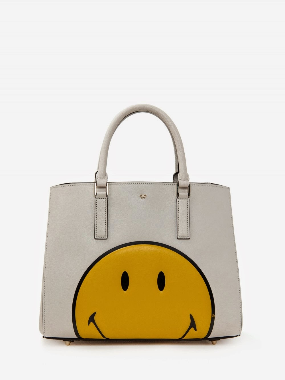 Did This Bag Made You Smile Also Super Cute Featured By Ms Kris Aquino On Her Website Blog Http Www Withlovekrisaquino