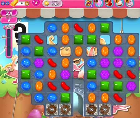 Candy Crush Saga 735