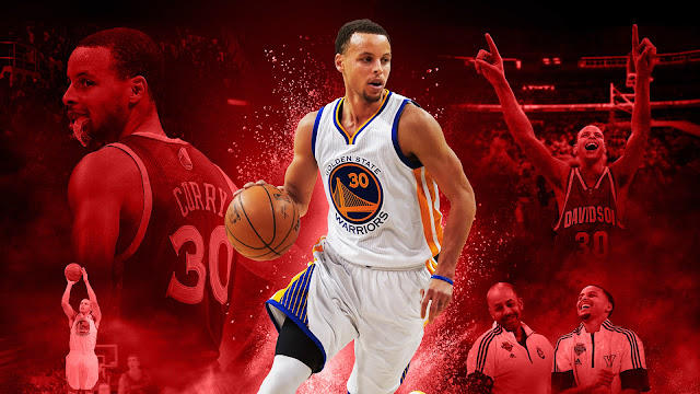 Steph Curry Cover