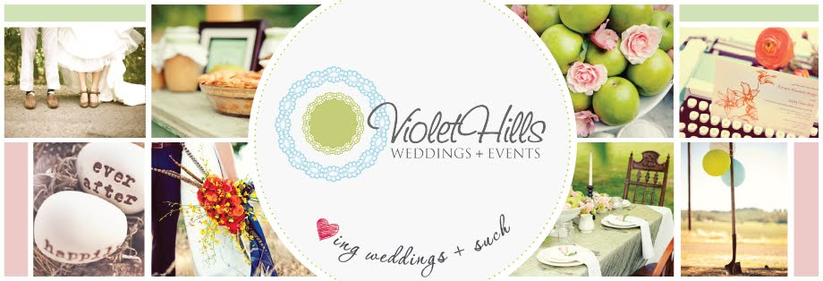 Violet Hills Weddings + Events