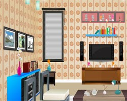 Juegos de Escape Marvellous Living Room Escape