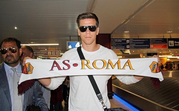 Wojciech Szczesny Resmi Bergabung Dengan AS Roma