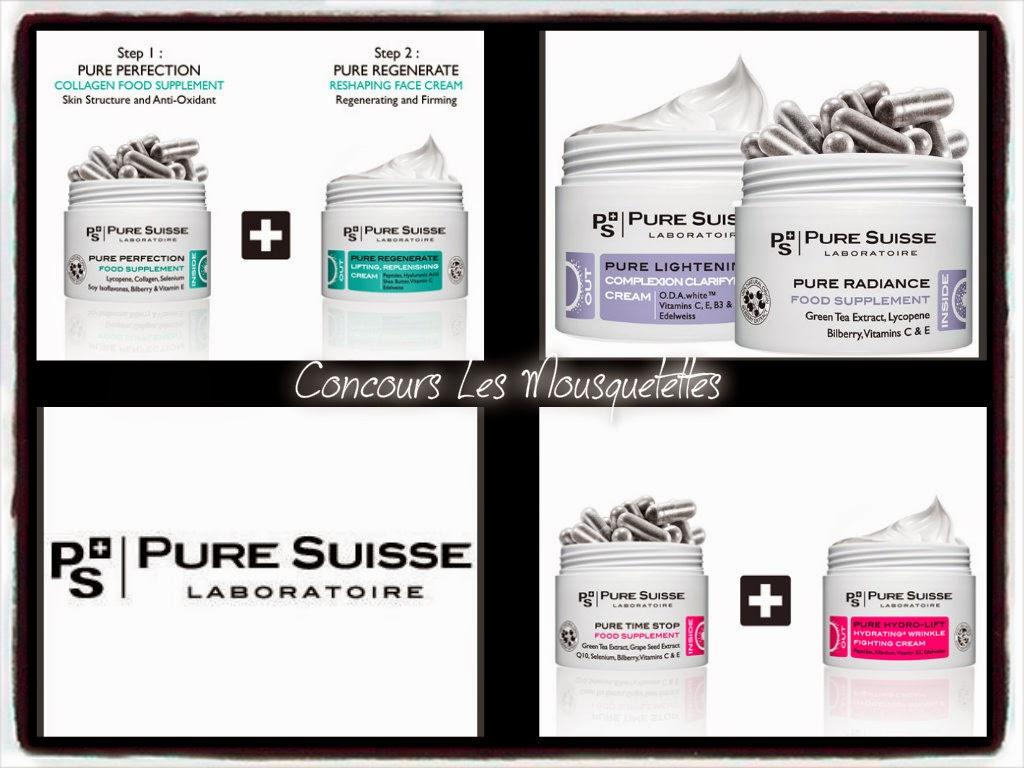 Concours Pure Suisse - Les Mousquetettes