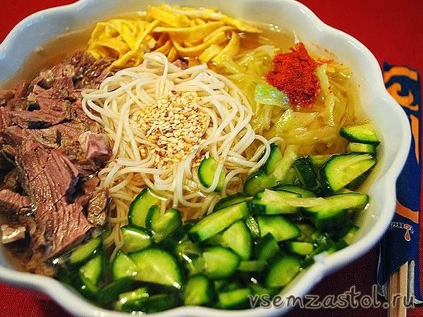 Блюдо по корейски рецепты