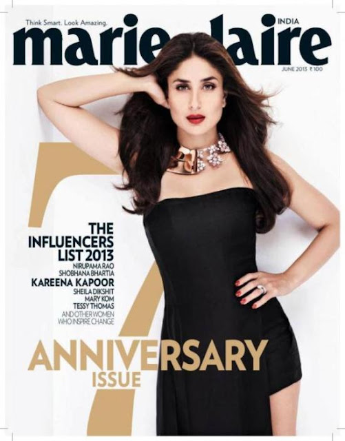 Kareena Kapoor Marie Claire India