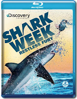 Shark Week Restless Fury (Blu-ray Review)