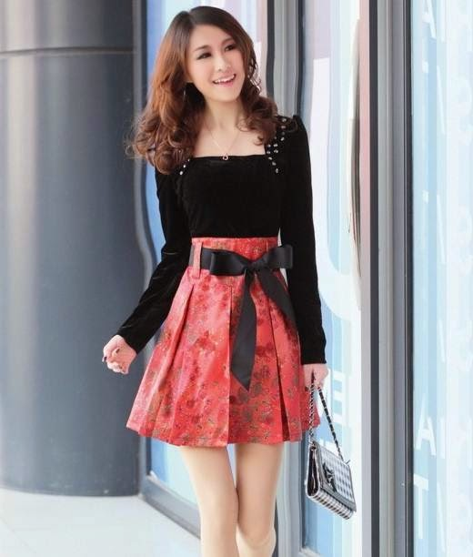 Women Floral Clothing Dress Style Woman Fashion Clothes Style Today