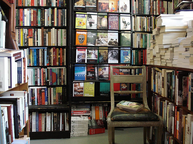 best+independent+bookshops+in+london