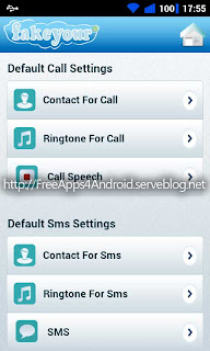 Fake Your Call And SmsFree Apps 4 Android