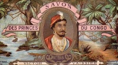 Princes du Congo n° 198 (variante)