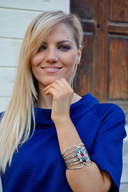 mariafelicia magno fashion blogger color block by felym fashion blog italiani fashion blogger italiane blog di moda blogger di moda bracciale majique bracciale a polissero bracciale con pietre fancy come abbinare il bracciale a polissero majique london jewels oceanic jewels majique london bangles majique london bracelets fashion bloggers italy blonde hair blonde girls