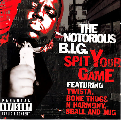The Notorious B.I.G. Feat Twista, Bone Thugs N Harmony, 8ball & MJG - Spit Your Game-(CDS)-2006-hlm